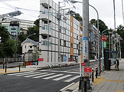 JR石川町駅からのアクセスルート